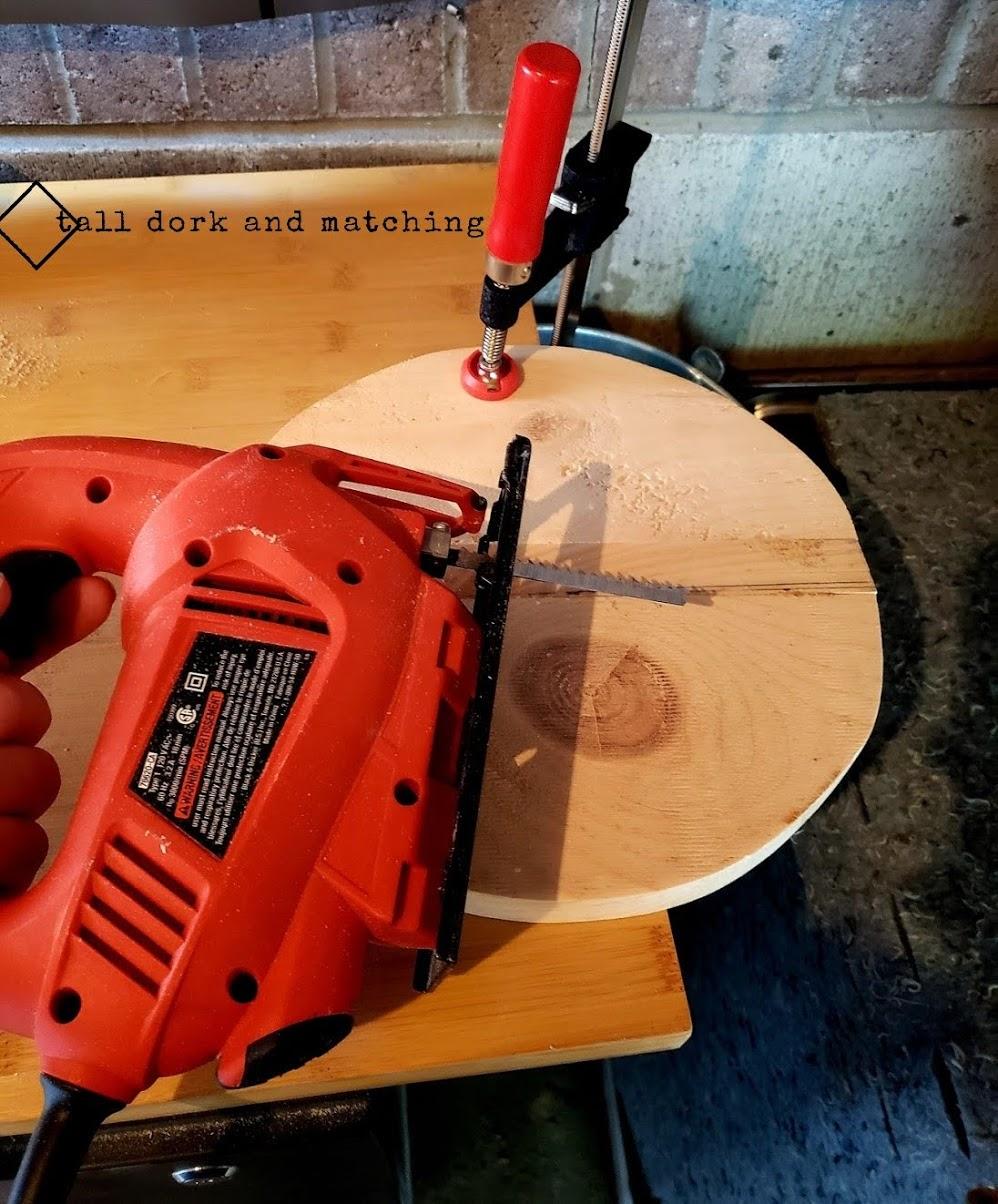 Wood Clamp and Jigsaw